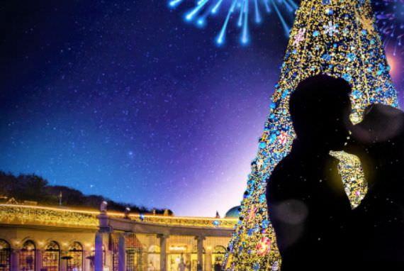 Nikmati Festival Natal Spektakuler di Taman Hiburan