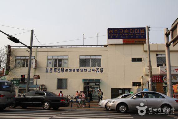 Terminal Bus Express Gyeongju