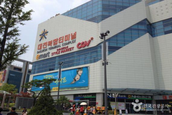 Kompleks Terminal Daejeon