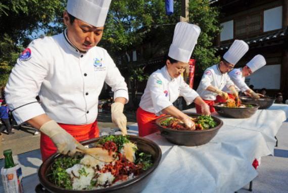 Festival Bibimbap Jeonju