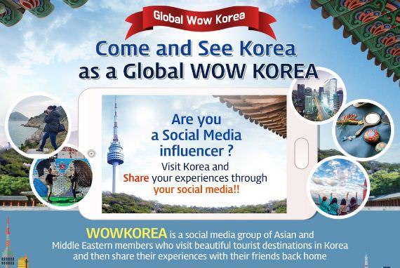 WOW, Sekarang Anda dapat melihat Korea!
