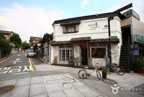 Jalan Samcheongdong-gil