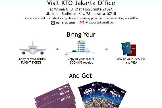 KTO Jakarta Melakukan PromosiMenarik untuk Wisatawan FIT Indonesia