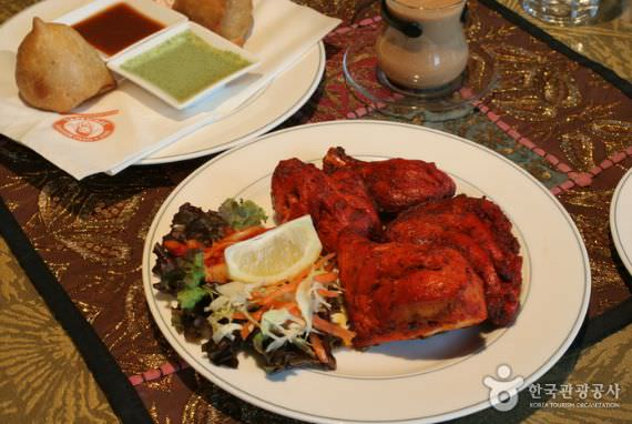 Restoran Shanti (cabang pertama)