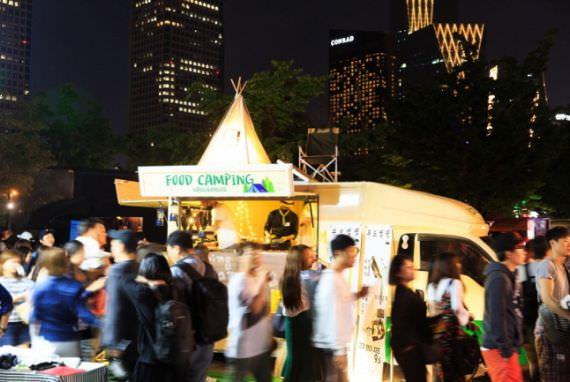 Dapatkan Pengalaman Menyenakan di Festival 100 Food Truck Hangang