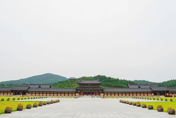 Daratan Budaya Baekje di Buyeo