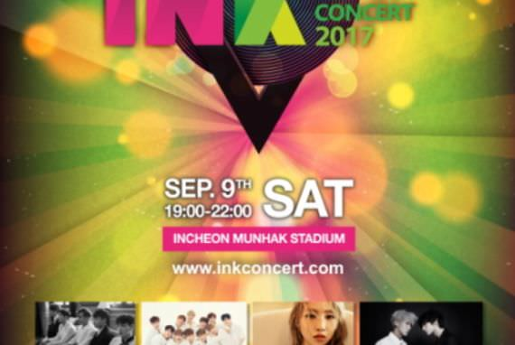 Nikmati Incheon K-Pop Concert 2017 pada 9 September 2017