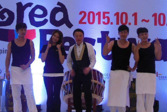 Korea Festival 2015, Nanta Show Menjadi Penutup Acara di Hari Ke-2