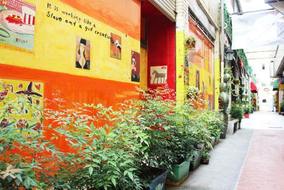 Changwon, Sebuah kota yang disukai para seniman
