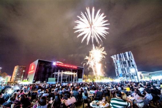 Festival Budaya Global Songdo Mulai 25 Agustus!
