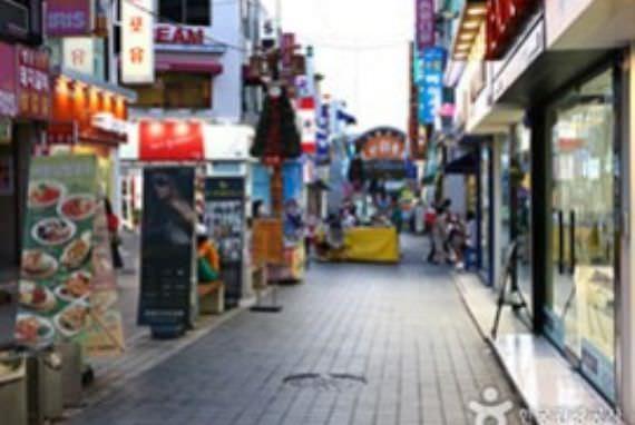 Chuncheon Myeongdong Dakgalbi Alley