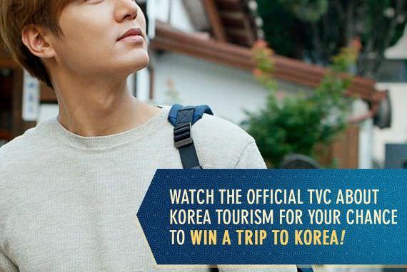Simak Iklan TV Resmi Wisata Korea Raih Tiket Perjalanan ke Korea!