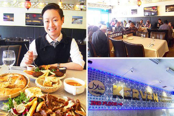 Restoran Halal Kervan di Seoul