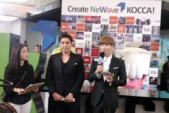 Duo Super Junior Hebohkan Pembukaan Korea Festival 2015