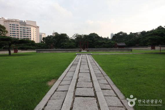 Taman Sajik - Seoul