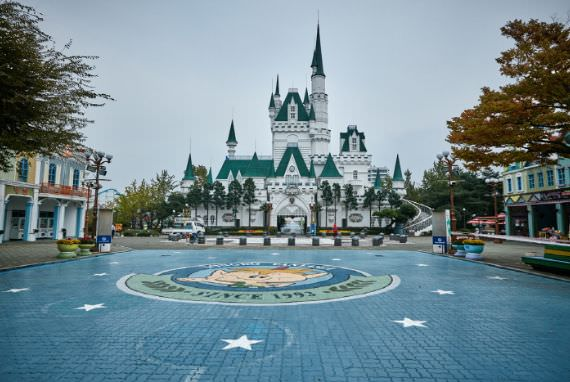 Taman Hiburan Tongdo Fantasia
