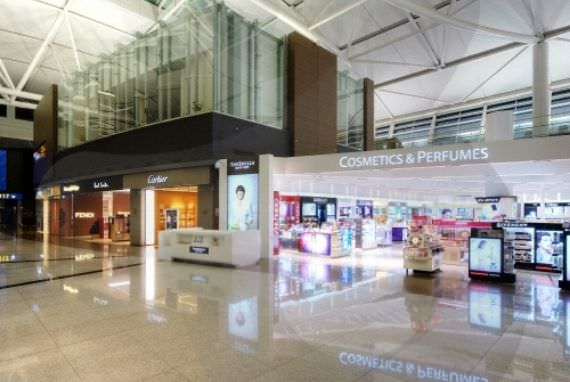 Shilla Duty Free Shop - Cabang Bandara Internasional Incheon