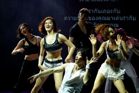 'Kalau kamu cinta, menarilah!': Pertunjukan Gratis dari Sachoom