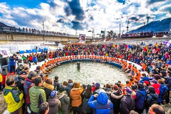 Festival Musim Dingin Unik, Festival Hwacheon Sancheoneo