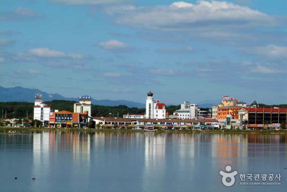 Danau Gyeongpoho