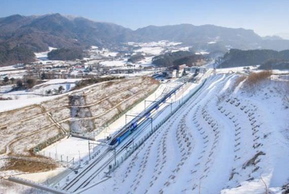 Naik KTX dari Cheongnyangni & Sangbong untuk Menonton Olimpiade