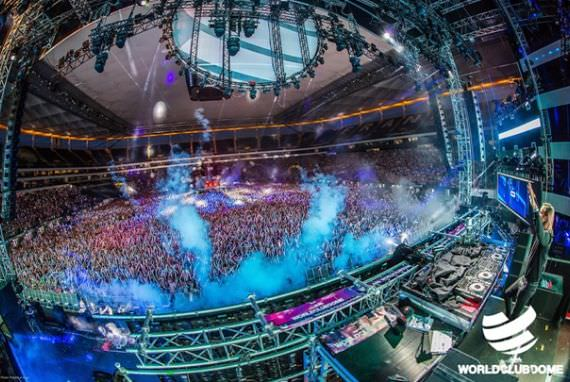"Festival EDM Terbesar di Asia ""World Club Dome"" akan segera Digelar di Korea"