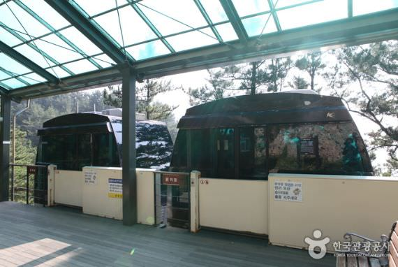 Taehahyangmok Tourist Monorail