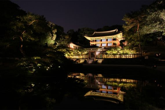 Bergabunglah dengan Tur Malam Musim Gugur di Changdeokgung