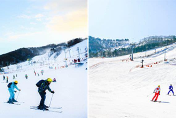 8 Ski Resort di Gangwon-do akan Dipenuhi Pengunjung Mulai 27 November