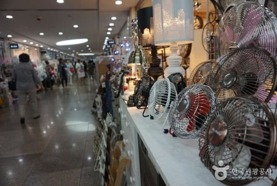 Goto Mall (Pusat Perbelanjaan Terminal Bawah Tanah Gangnam)