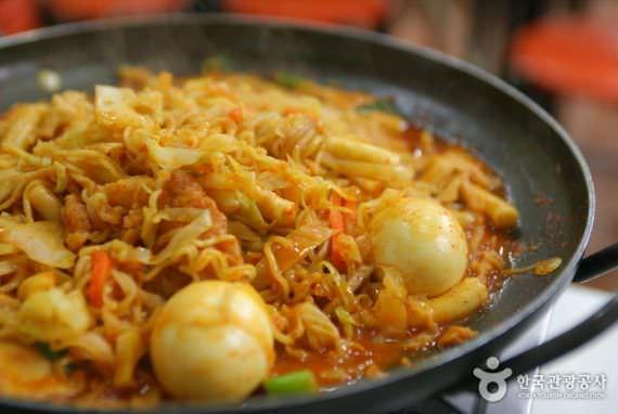 Restoran I Love Sindangdong
