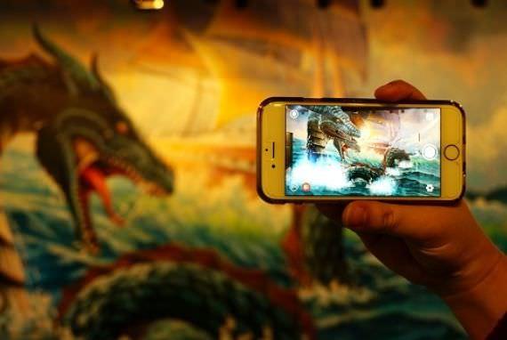 """Aplikasi AR """"Trick Eye Museum"""" Pertama di Dunia Telah Diluncurkan"""