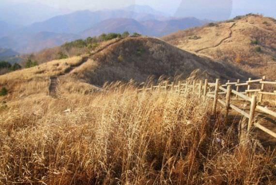 Gunung Mindungsan - Gangwon