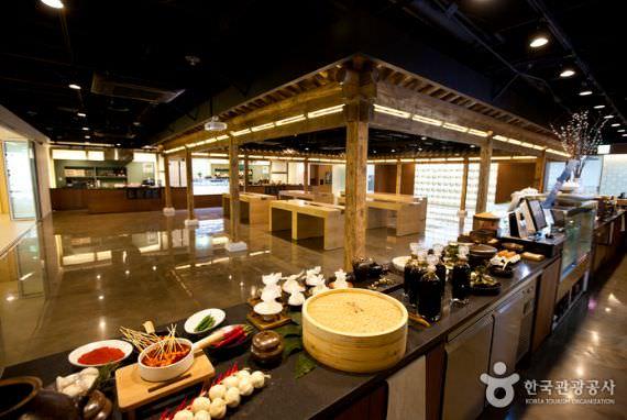 Pusat Kebudayaan Korea Baru di Seoul Menawarkan Rasa Korea kepada grup MICE
