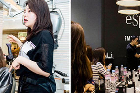 Mendaftar Kelas Hallyu Star Beauty Styling & Make-up!