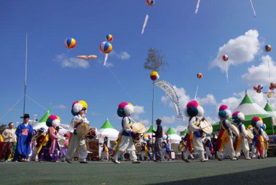 Festival Musik Tradisional Korea Nan-Gye Yeongdong