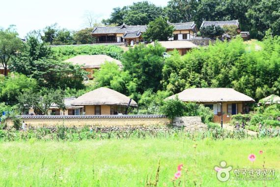 Desa Yangdong, Gyeongju (Warisan Dunia UNESCO)