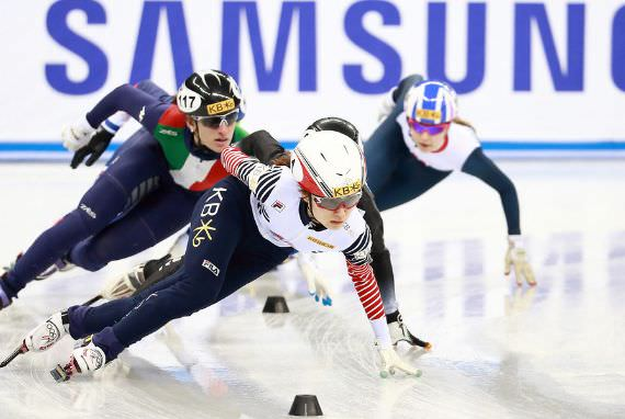 Gelaran Ajang Uji Coba 1 Tahun Menjelang Olimpiade Musim Dingin Pyeongchang 2018