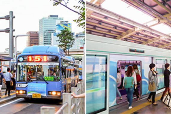 Jam Transit Diperpanjang untuk Liburan Seollal 2016