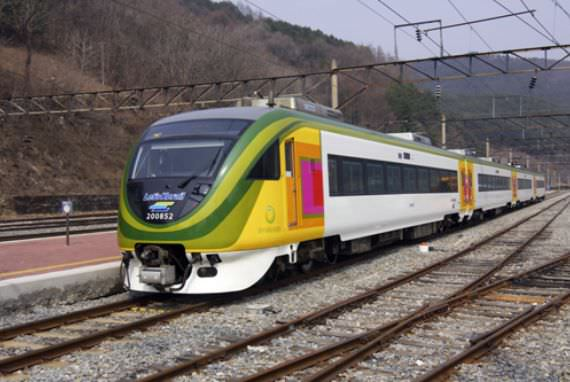 Kereta Wisata Wilayah Pedalaman Tengah (O-Train)
