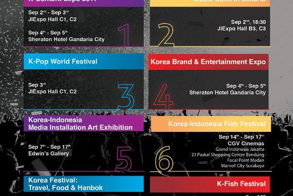 Bulan Kebudayaan Korea 'Korea Month' 2017