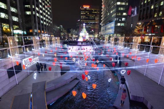 Musim Dingin Manis di Festival Natal Seoul!
