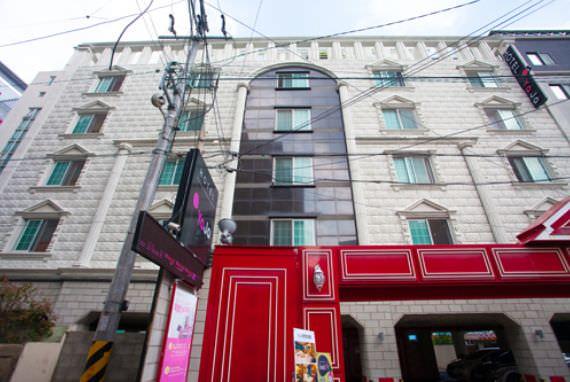 Hotel Yaja Oncheon - Goodstay