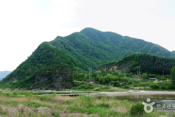 Pegunungan Ddansan Gangwon-do