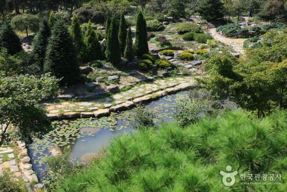 Taman Botani Hantaek