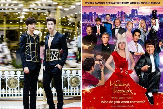 Patung Lilin Boy Band TVXQ, Sekarang Hadir di Madame Tussauds, Seoul
