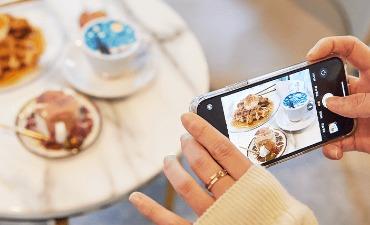 Kafe Instagrammable