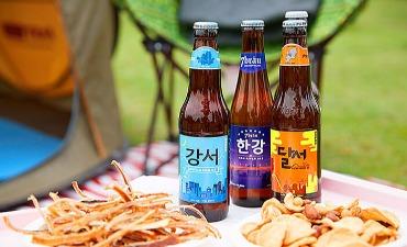 Rayakan Musim Panas dengan Bir Korea