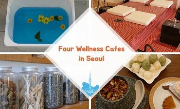 Empat kafe kesehatan di Seoul untuk memulihkan pikiran dan tubuh