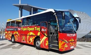 Bus Tur Kota Seoul Kembali Beroperasi